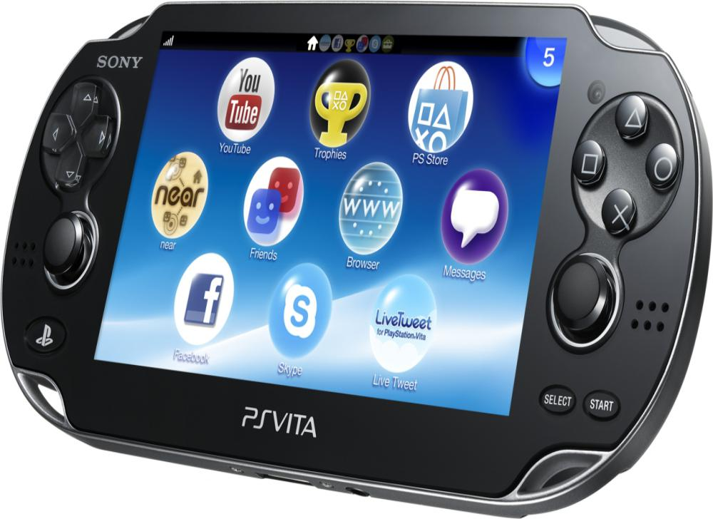 PS Vita desaparece de la web de PlayStation en Hong Kong