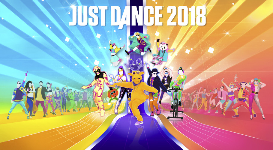 LIBERA A TU BAILARÍN INTERIOR CON JUST DANCE® 2018
